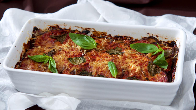 pics Aubergine Parmigiana Recipe