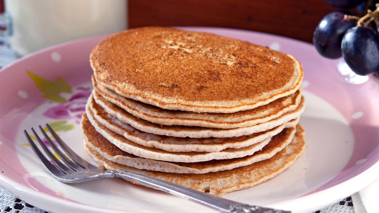 Gluten-free pancakes | The Vegan Corner
