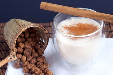Tigernut milk (Horchata de chufa) Raw