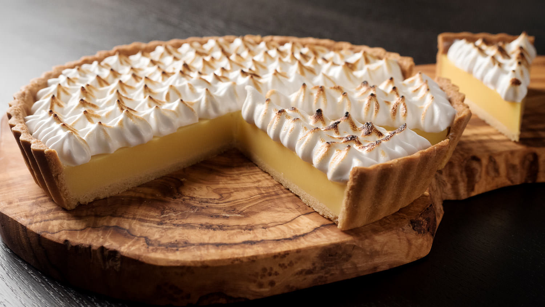 How Long To Cook Meringue On Pie